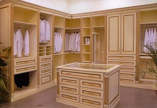 衣帽间衣柜